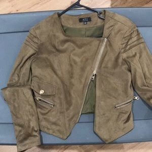 Jackets & Blazers - Women's throw on jacket